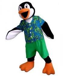 Strój chodzącej maskotki - Pingwin 13