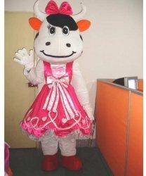 Strój chodzącej maskotki - Krowa 23