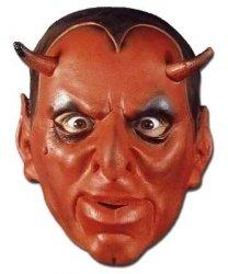 Maska lateksowa - Diabeł Fernando