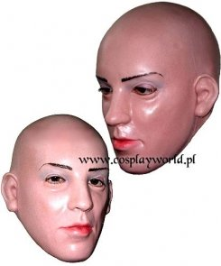 Maska lateksowa - Sharon