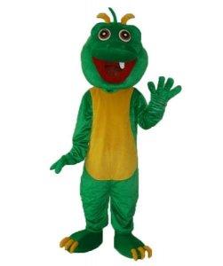 Strój chodzącej maskotki - Dinozaur Ząbek