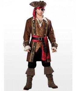 Kostium teatralny - Pirat Calico Jack