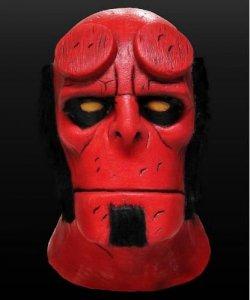 Maska lateksowa - Hellboy
