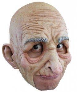 Maska lateksowa - Dziadek Bajeczka