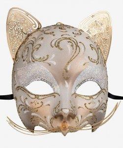 Maska wenecka - Egyptian Cat II