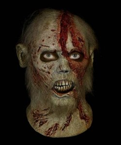 Maska lateksowa - The Walking Dead Zombie VIII