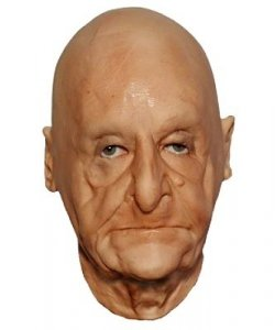 Maska lateksowa - Charlota