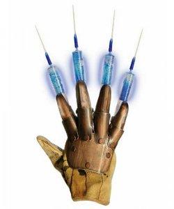 Rękawica - Freddy Kruger Replika 2