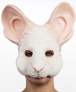 Maska lateksowa - Mysz