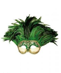 Maska wenecka - Colombina Incas Sacchi 2