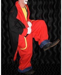 Profesjonalny strój dla klauna - Klaun Cyrkowy 3