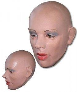 Maska lateksowa - Diva
