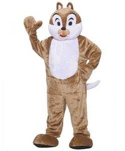 Chodząca maskotka - Wiewiórka