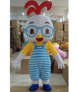 Strój chodzącej maskotki - Kurczak Baby