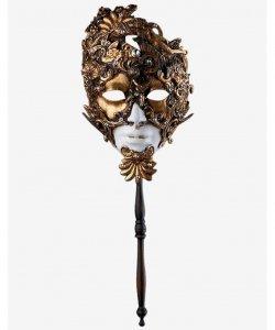 Maska wenecka - Diamond Omega Stick