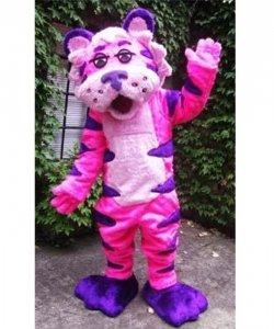 Strój chodzącej maskotki - Tygrysek Kolorek