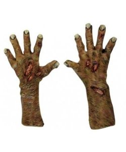 Sztuczne dłonie - Zombie IV