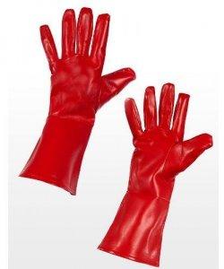 Rękawice - Superbohater Czerwone