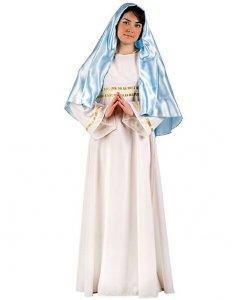 Kostium teatralny - Maryja Panna