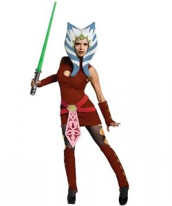 Kostium z filmu - Star Wars Ahsoka Tano