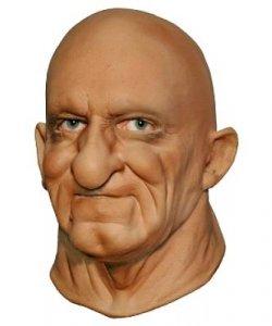 Maska lateksowa - Kwadrat