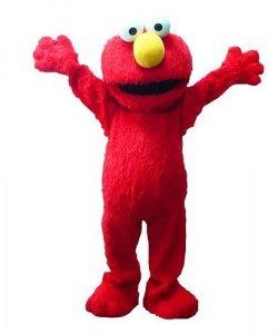 Strój reklamowy - Elmo Classic