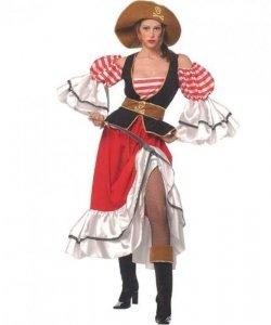 Kostium teatralny - Córka Korsarza