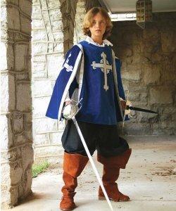 Uniform Dla Dziecka - Muszkieter