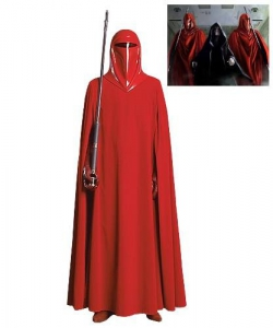 Kostium z filmu - Star Wars Imperial Guard Supreme Edition