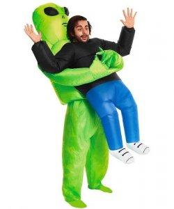 Pneumatyczny Kostium Carry Me - Alien