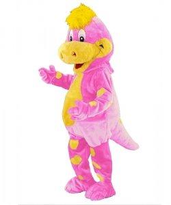 Strój reklamowy - Dinozaur Baby 2