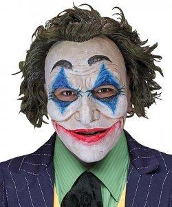Maska lateksowa - Joker Joaquin