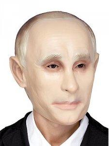 Maska lateksowa - Putin Classic
