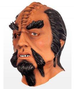Maska lateksowa - Star Trek Klingone