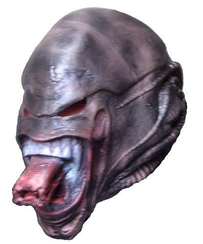 Maska lateksowa - Alien I