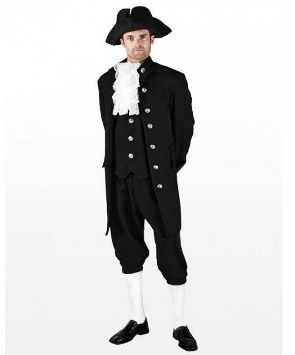 Kostium teatralny - Amerykański Kolonista