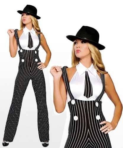 Seksowny kostium - Gangsterka