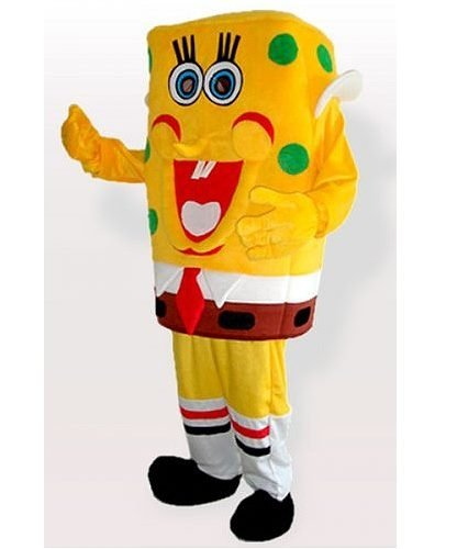 Strój reklamowy - Sponge Bob