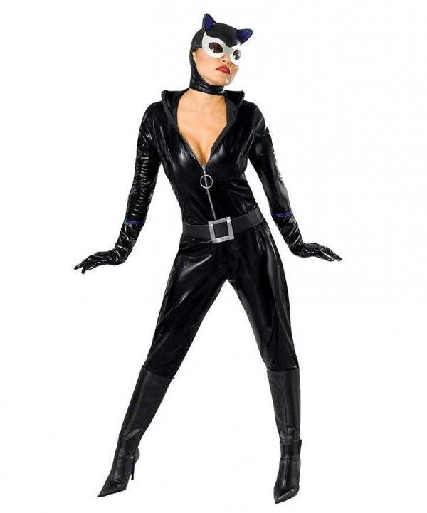 Kostium Karnawałowy - Catwoman