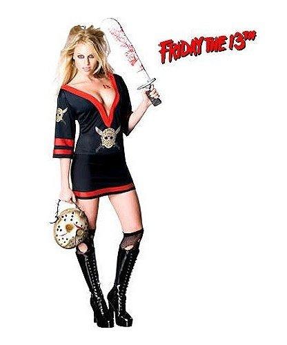 Kostium z filmu - Piątek Trzynastego Miss Voorhees