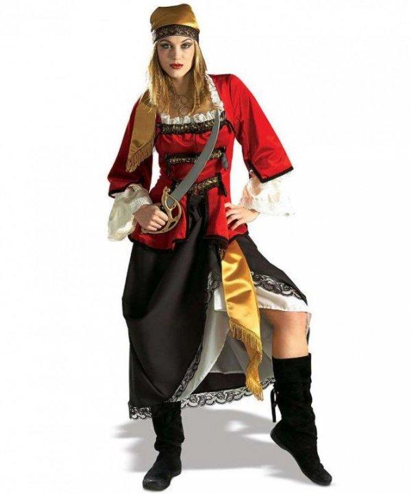 Kostium teatralny - Królowa Piratów