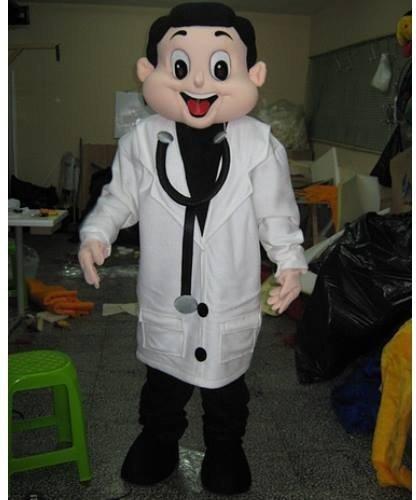 Strój reklamowy - Doktor