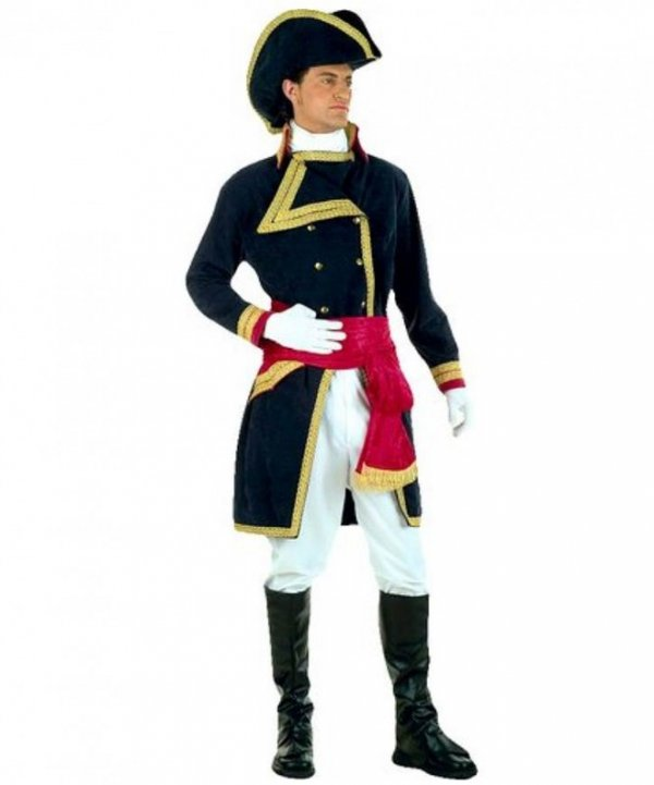 Kostium teatralny - Admirał Nelson