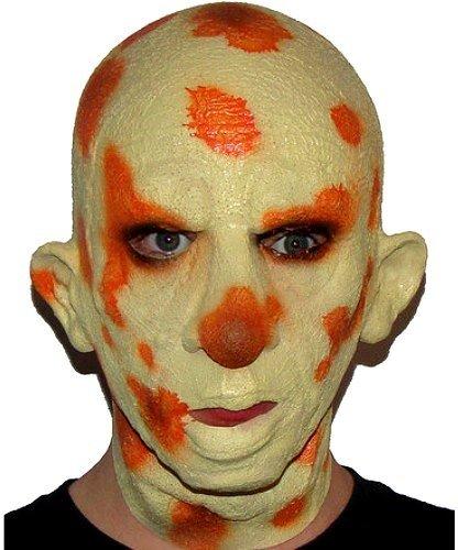 Maska lateksowa - Traszka Man