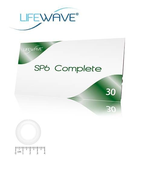 LifeWave SP6 Complete Plastry
