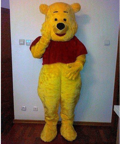 Wypożyczenie stroju chodzącej maskotki - Miś Żółtek