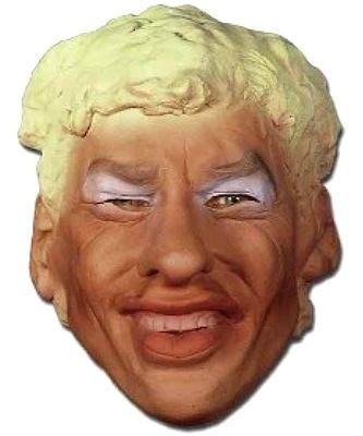 Maska lateksowa - Transwestyta