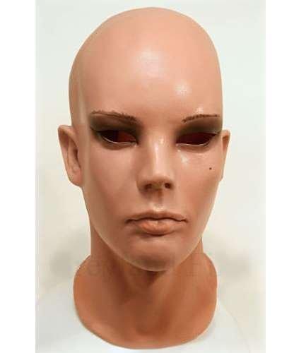 Maska lateksowa - Lolita