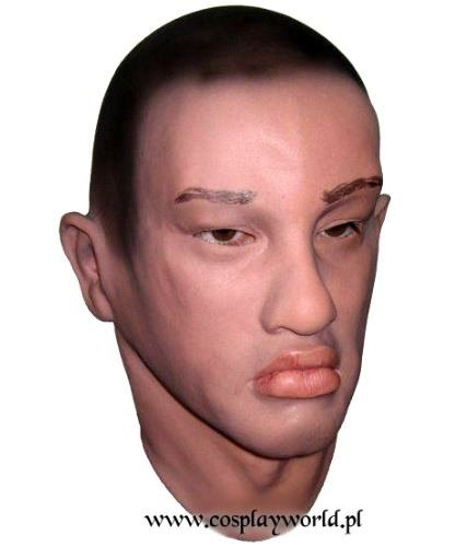 Maska lateksowa - Clarke