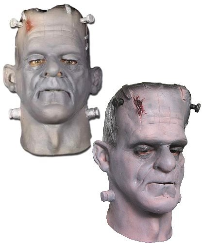 Maska lateksowa - Frankenstein